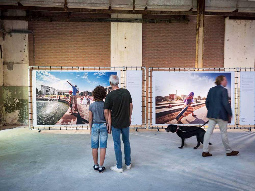 Streets of the World Zaandam - Image Building