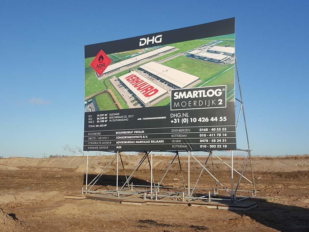 Ontwikkelingsproject - DHG - blindframe - Moerdijk - Image Building