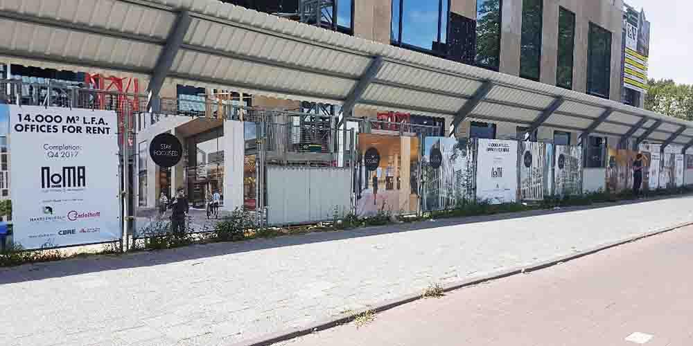 cityfence doeken noma house