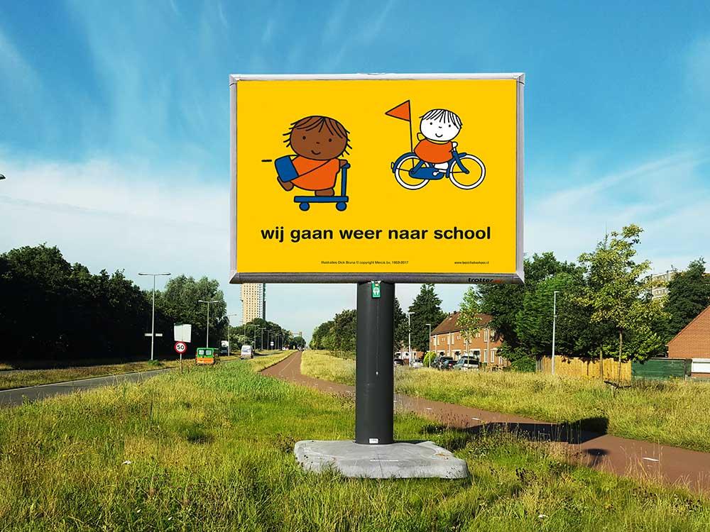 Verkeersveiligheid campagne - overheid - Trotter - Image Building