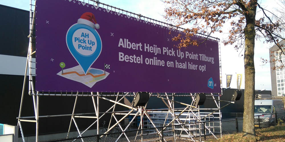 Albert Heijn kerstuiting
