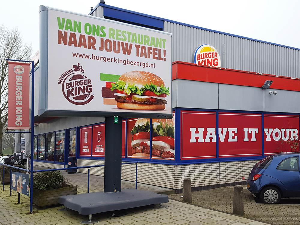 foodmarketing actiemarketing retail signing retail communicatie trotter billboards