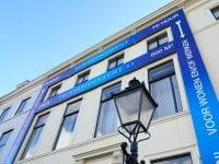 blindframe hangend op maat gemaakt Image Building Den Haag