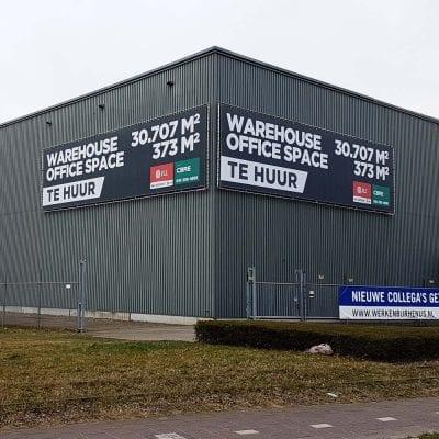 Bedrijfspand in Tilburg te huur