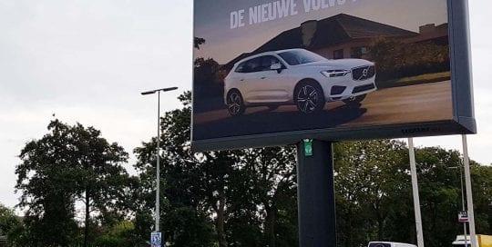 Doekwissel Volvo XC60