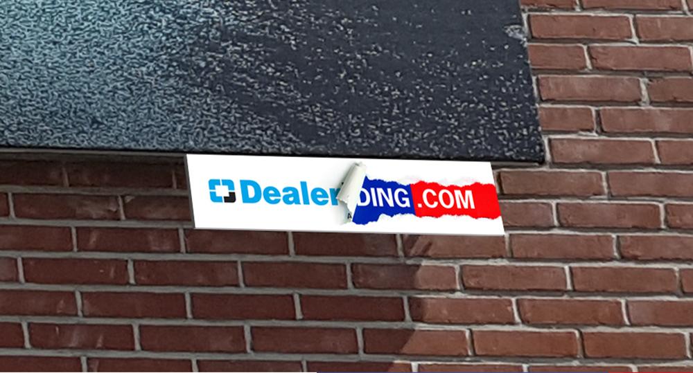 DealerFrames door als Image Building