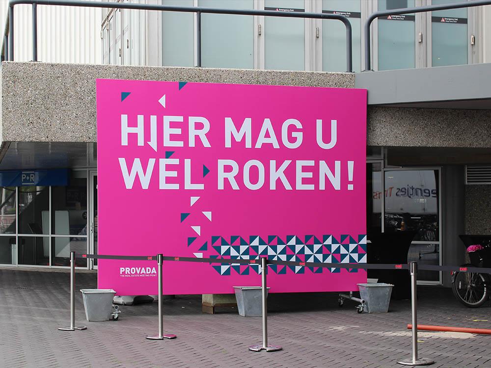 PROVADA signing Amsterdam Rai - Image Building