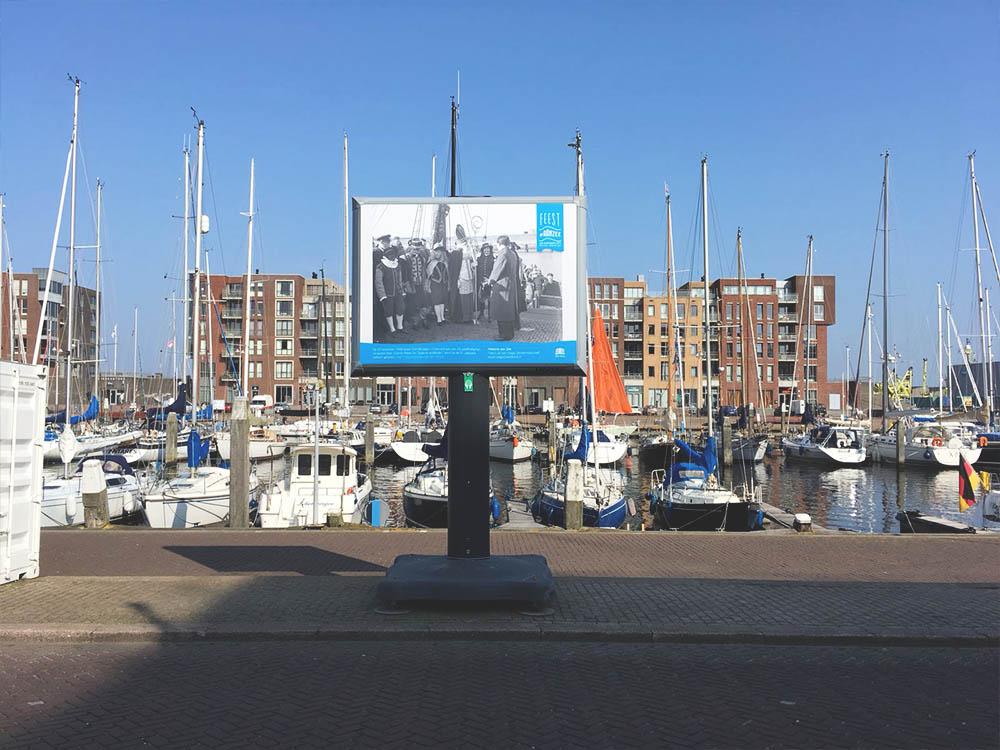 Vier Feest aan Zee met Historie aan Zee - Trotter - Image Building