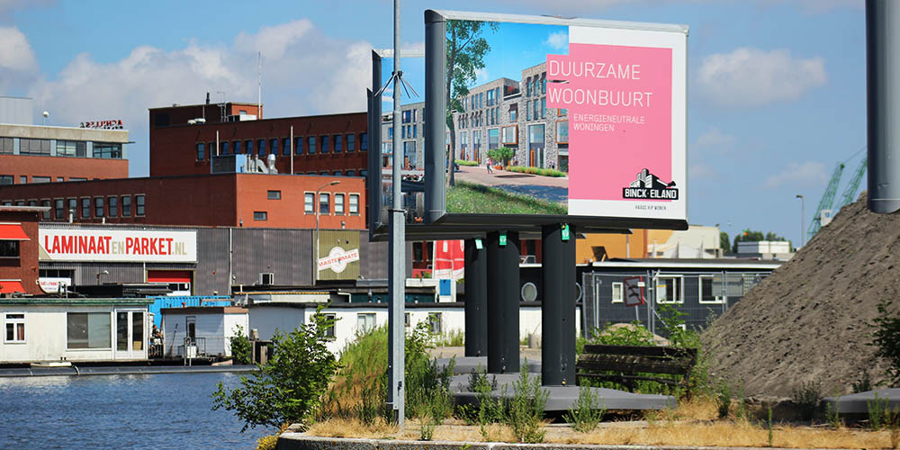 Trotters - Binck Zuid - Image Building