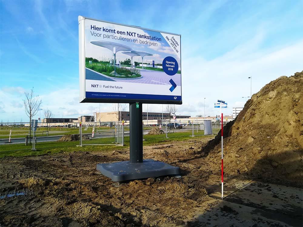 GP de Groot - Nxt Tankstation - Image Building