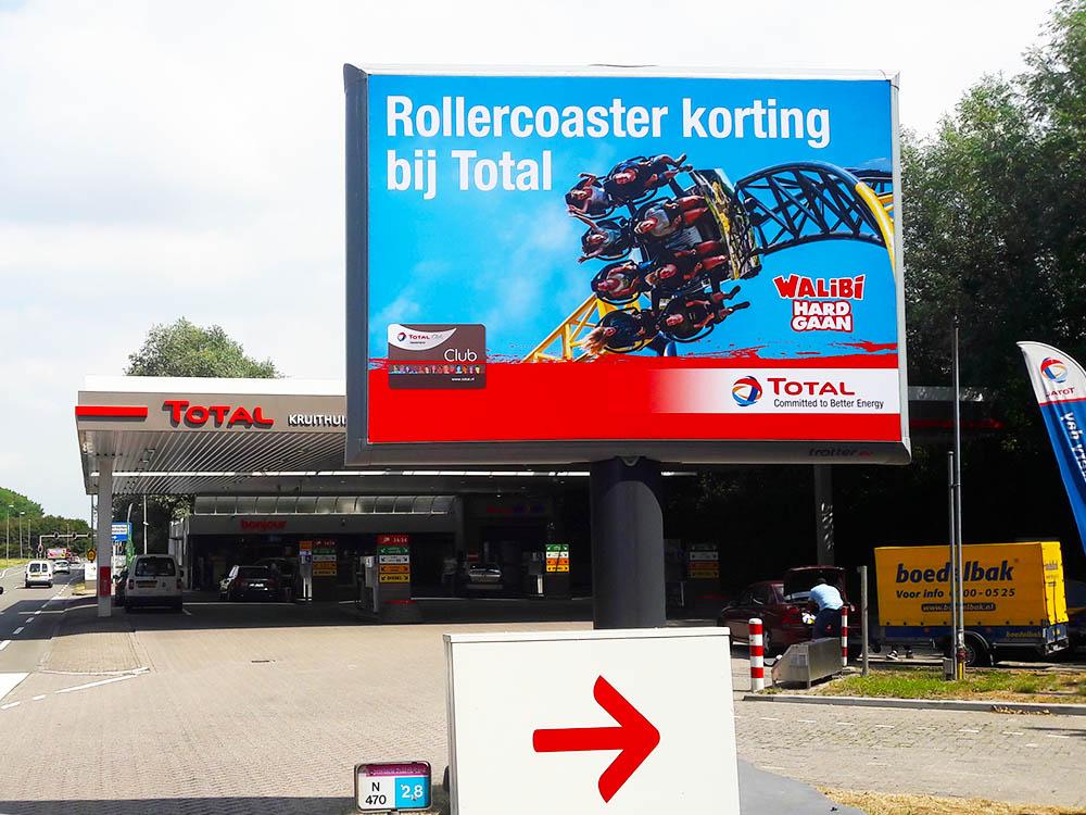 Total Nederland - Walibi actie - Image Building