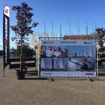Display - Appelhoven - Vastgoed Regatta - Image Building