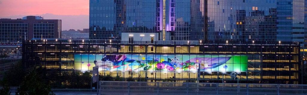 Tha Happiest Art - Ven Amsterdam - doek - Image Building