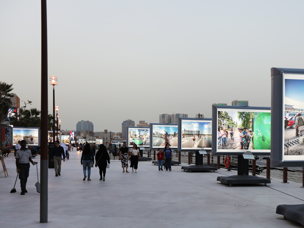 vacature monteur buitenreclame Streets of the world dubai trotters image building 1000x750