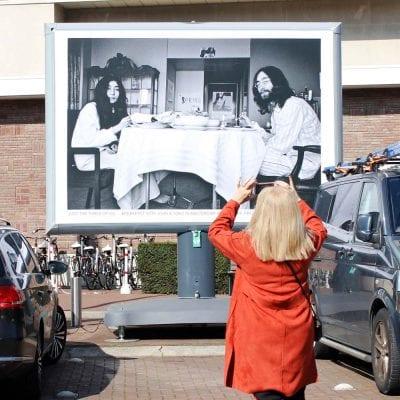 foto expositie john lennon + yoko ono 1000x1000