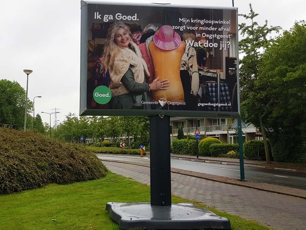 duurzaamheid campagne goed Oegstgeest 3
