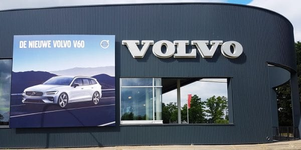 automotive reclame blindframe volvo image building 1000x500
