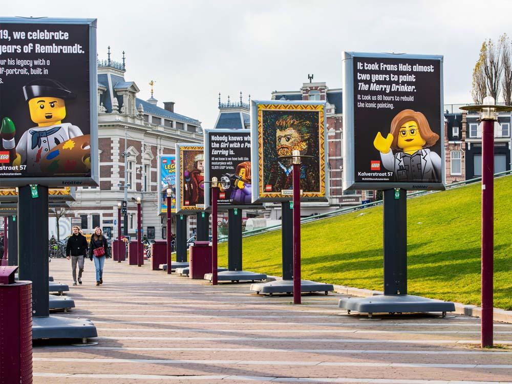 LEGO expo amsterdam trotter billboard 2 1000x750