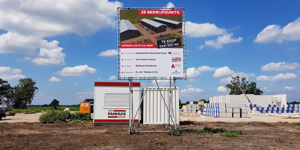 producten bouwbord aluminium buizenframe van panhuis bouw bunschoten spakenburg image building 1000x500
