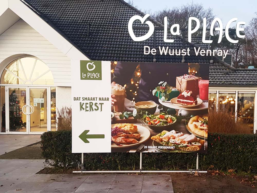 feestdagen foodmarketing la place blindframe