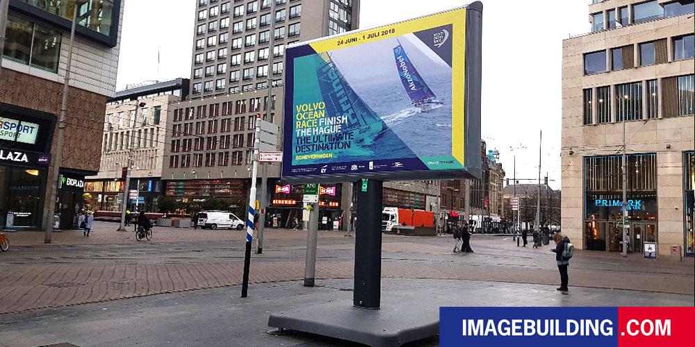 citymarketing place branding volvo ocean race gemeente den haag trotter billboard trotterbord blog image building 1000x500