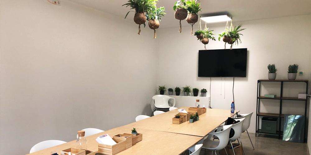 Image Building is verhuisd van den haag naar katwijk aan zee nieuw kantoor interieur