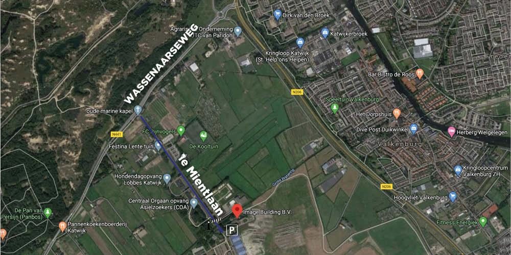 locatie image building katwijk wassenaarseweg 75 1e mientlaan 1000x500
