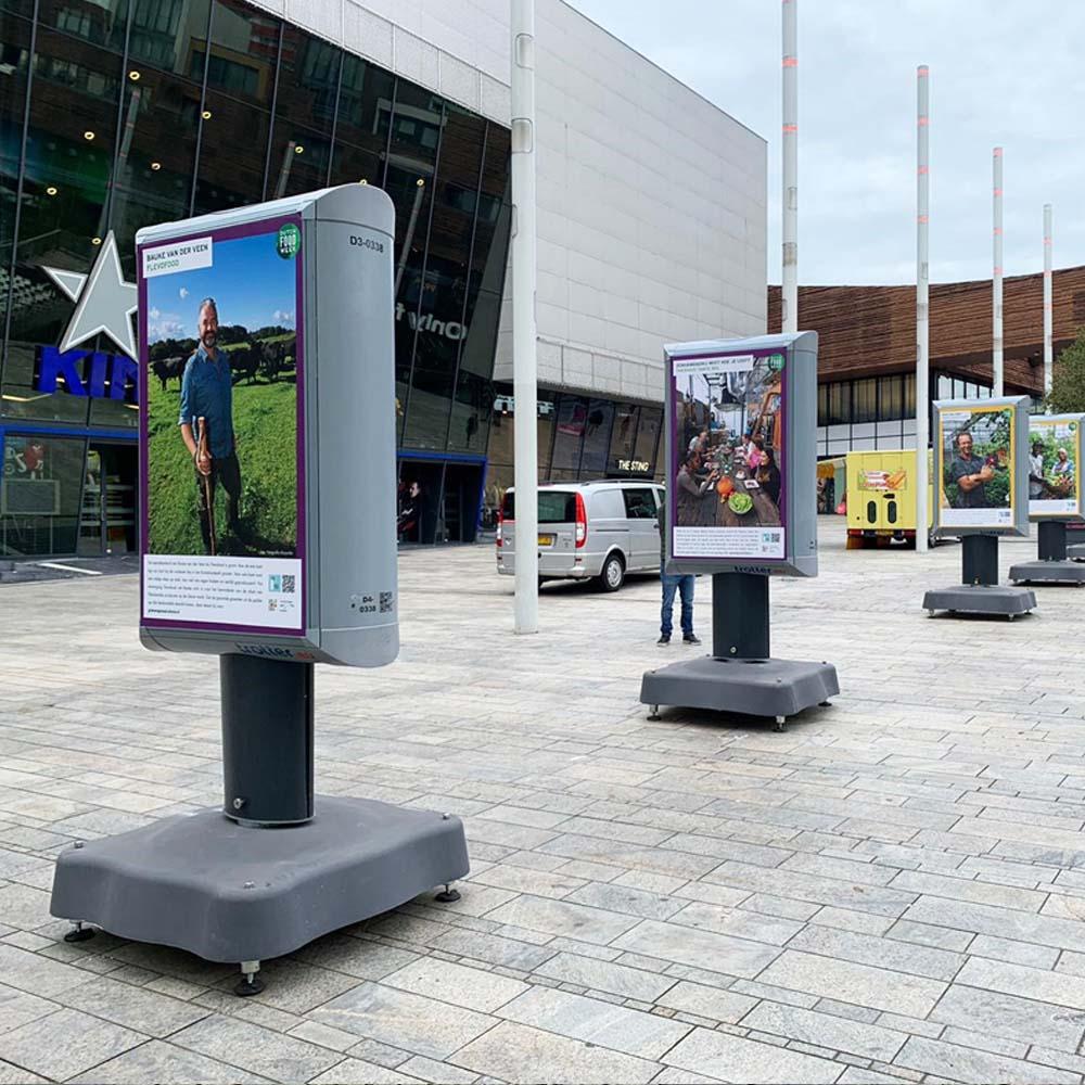 Dutch Food Week Almere Trotter expositie 1000x1000