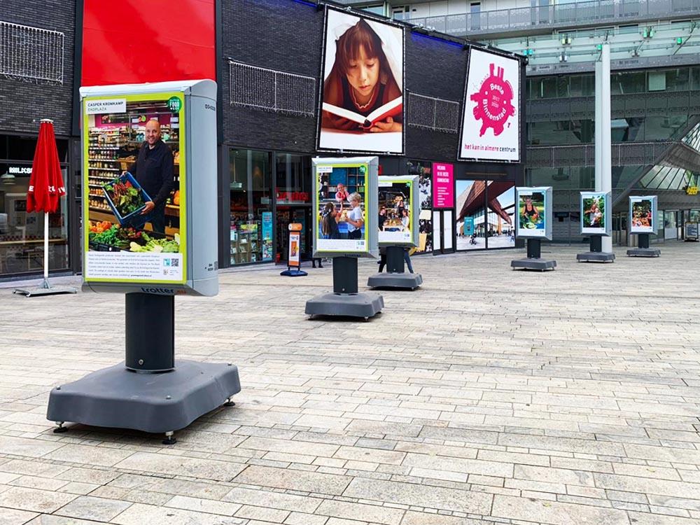 Dutch Food Week Almere Trotter expo expositie