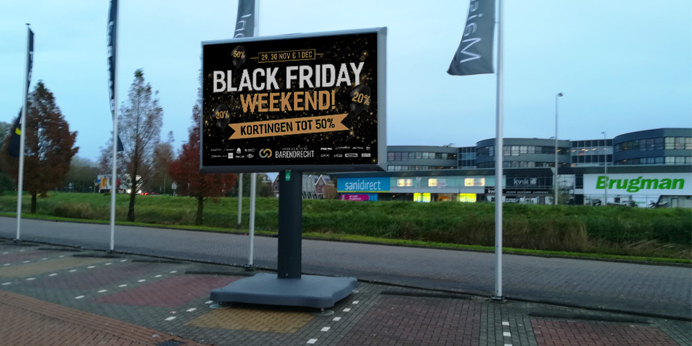 marketing tijdens de feestdagen trotter black friday image building
